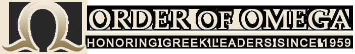 Order of Omega logo